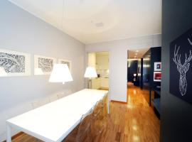 Urban District Apartments - Milan Downtown Isola (1BR)