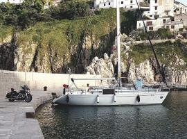 Яхта в Хорватии, Bakarac (рядом с городом Praputnjak)