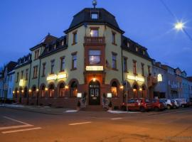 Saarland Hotel - Restaurant Milano, Dillingen an der Saar (Nalbach yakınında)