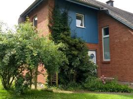 Ferienhaus *Carlotta*, Beckerwitz (Gramkow yakınında)