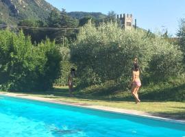 Appartamento Giada con piscina, Diecimo