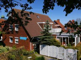 Fischerhaus Ferienwohnungen am Hafen, Neuharlingersiel (Near Spiekeroog)
