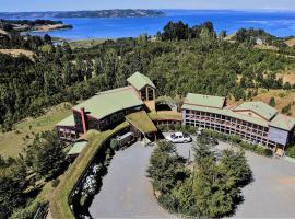 Hotel Parque Quilquico, Quilquico (Huenao yakınında)