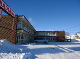 Canadiana Motel, Sudbury (Chelmsford yakınında)