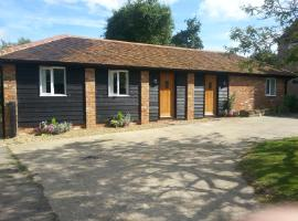 Upper Wood End Farm Holiday Lets, Lower Shelton
