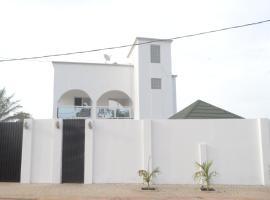 Drammeh's Villa, Serekunda (рядом с городом Bakau)