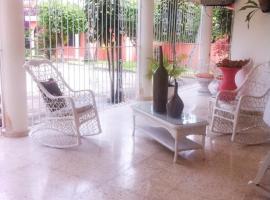 La Villa de Samana, Rancho Español