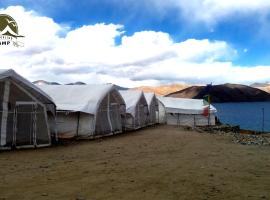 TIH Norling Camp -Pangong, Tangtse (рядом с городом Darbuk)