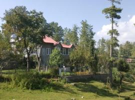 Cloud Nine Villa, Bhurban
