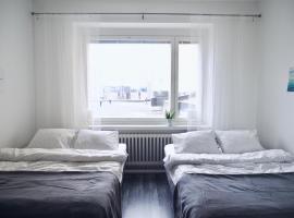 2ndhomes Koskipuisto Apartment w/ Sauna