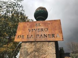 El Vivero de la Panera, Casa de Campo, El Raso (Poyales del Hoyo yakınında)