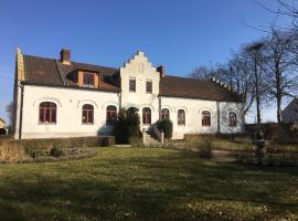 Vita Huset i Gärsnäs
