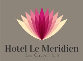 Hotel Le Meridien, Les Cayes (рядом с городом Cacor)