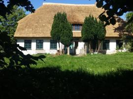 Altes Pfarrhaus, Neuenkirchen auf Rugen (Reetz yakınında)