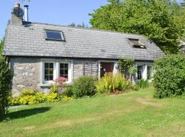 Woodpecker Cottage, Инвернесс (рядом с городом Knockbain)