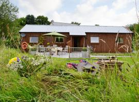 Lakeside Lodge, Moretonhampstead (рядом с городом North Bovey)