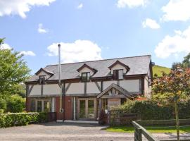 Mill Farm Lodge, Llanvair Waterdine