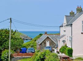 Sunny Hill Cottage, Porthgain (рядом с городом Abereiddy)