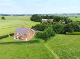 Lilac Cottage, Hagwothingham (рядом с городом Spilsby)