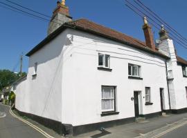 Burrows Cottage, Braunton (рядом с городом Wrafton)