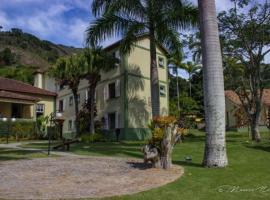 Hotel Girassol Da Serra, Santa Maria Madalena