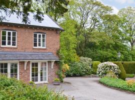 The Coach House, Cheddleton (рядом с городом Wetleyrocks)