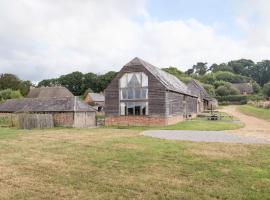 Hyde Barn, Godshill