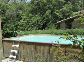House in Chianti with private pool, Lucolena i Chianti