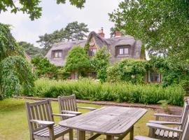 Thatched Cottage, Edingthorpe