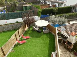 Casa con jardin cerca playa 15 min de Barcelona, Vilassar de Dalt