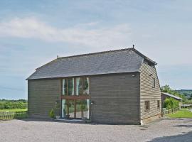 Saunders Oast Barn, Guestling