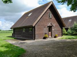 Wessex Lodge, Buckhorn Weston (рядом с городом Cucklington)