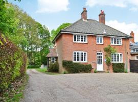 Hall Cottage, West Beckham (рядом с городом Baconsthorpe)