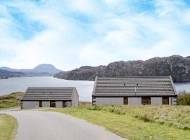 Loch Inchard Holiday Cottages, Badcall (рядом с городом Oldshore)