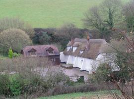 Rocombe Thatch, Shaldon (рядом с городом Coffinswell)