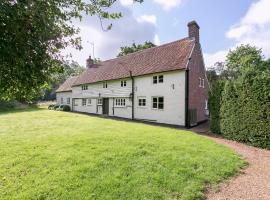 Pound Cottage, Kirdford (рядом с городом Plaistow)