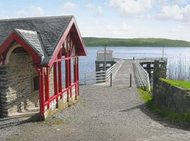 The Old Ticket Office, Cove
