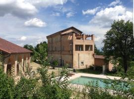 La Bordona Guest House, Vignale Monferrato (Viarigi yakınında)