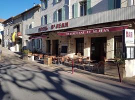 Hotel le Saint Jean, Barbentane