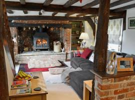 Wilfreds Cottage, Hempnall (рядом с городом Saxlingham Thorpe)