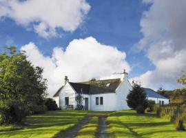 The Ploughmans Cottage, Greshornish (рядом с городом Eyre)
