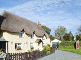 Holmdene Cottage, Ashwater (рядом с городом Germansweek)