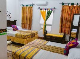 Hotel Atescatempa, Атескатемпа (рядом с городом Агуа-Фрия)
