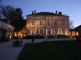 Château de l'Oiselinière, Gorges