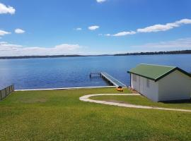 The Lake Escape