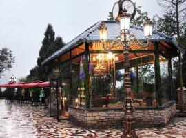 Panshan Tingquan Tuwo Holiday Resort, Emeishan (Baoguosi yakınında)