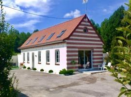 Gite Des Cagniers, Réclinghem (рядом с городом Enquin-les-Mines)