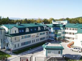 Hotel Yubileynaya, Yuzhno-Sakhalinsk