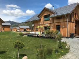 LorenzoLodge - Wellness Chalet am Kreischberg, Sankt Lorenzen ob Murau
