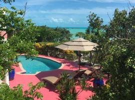 Villa Tropidero, Turtle Cove (in de buurt van Five Cays Settlement)